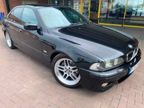 2002 (02) BMW 5 Series at West Border Cars Shrewsbury