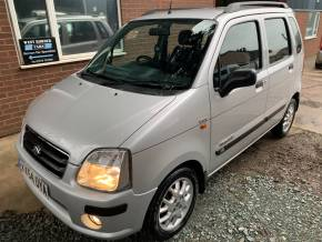 2004 (54) Suzuki Wagon R at West Border Cars Shrewsbury