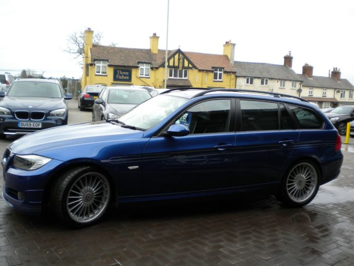 BMW Alpina 2.0 D3 Bi-Turbo Diesel Automatic Touring, F/S/H, VERY RARE OPPORTUNITY#15 MONTH WARRANTY INCLUDED Estate Diesel Le Mans Metallic Blue