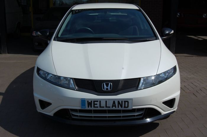 Honda Civic 1.4i VTEC Ti BRITISH TOURING CAR INSPIRED SPECIAL EDITION ONLY 46K Hatchback Petrol White